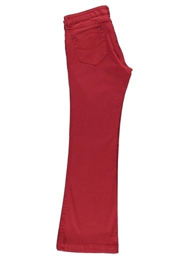 Loft Pantolon Kırmızı
